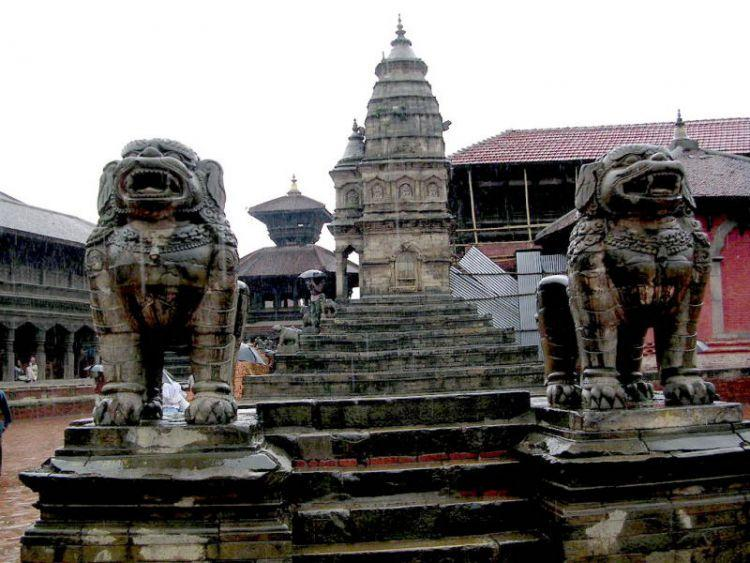 Бхактапур, Дурбар